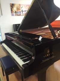 Photo YAMAHA C3X TA TransAcoustic